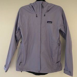 LIKE NEW Patagonia Lilac Rain Jacket